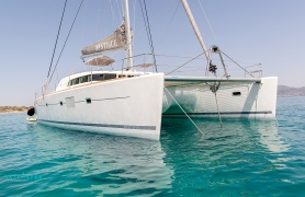 "Lagoon 500 ""Mystique"" - Yachts for charter"