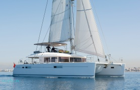 "Lagoon 560 ""Sea Bliss"" - Yachts for charter"