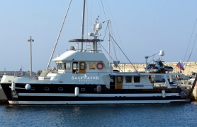 Steel Trawler 60ft - Yachts for sale