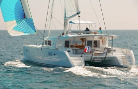 Lagoon 450 - Yachts for charter