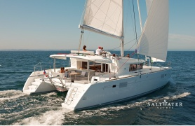 Lagoon 450 3 Cab Layout - Yachts for charter