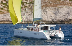 Lagoon 400 S2 - Yachts for charter