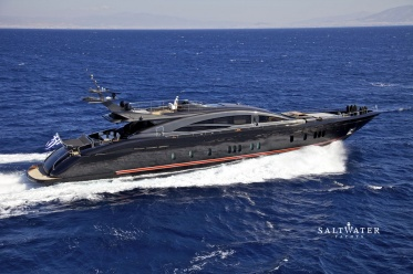 O'Pati Luxury Motor Yacht for crewed charter in Greece