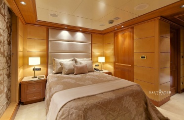 O'Mega Mega Yacht Super Yacht charter in Greece, West & East Mediterranean - Saltwater Yachts