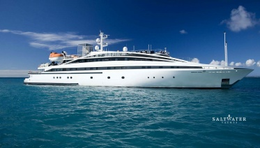 Elegant 007 Mega Yacht for Charter in Greece and Mediterranean - Saltwater Yachts