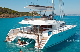 Lagoon 560 S2 - Yachts for charter