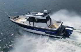 Arcitc Commuter 25 OB - Yachts for sale