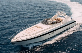 "Mangusta 80 ""Angelina"" - Yachts for sale"