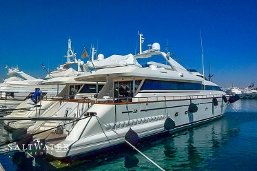 Falcon 100 for sale , Greece , Saltwater Yachts