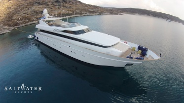 Akhir 125 for sale , Greece , Saltwater Yachts